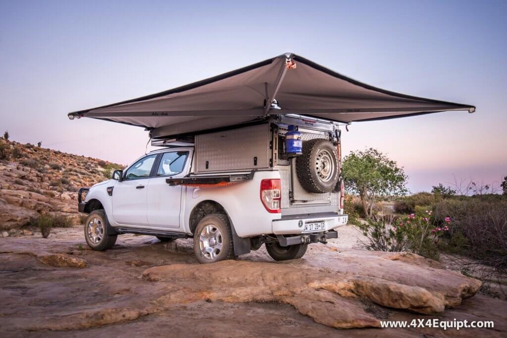 Ford Ranger Canopy Camper